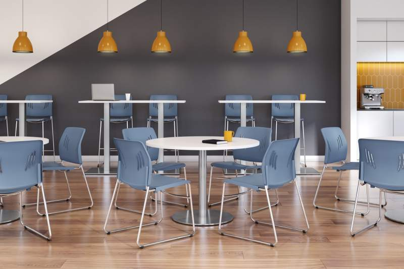 Breakroom Tables and Chairs